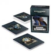 Warhammer 40.000: Datakarten - Ultramarines (DE)