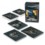 Warhammer 40.000: Datakarten - Space Marines (DE)
