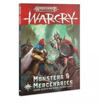Warhammer Age Of Sigmar - Warcry: Monsters & Mercenaries (ENG)