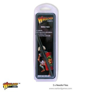 Warlord Games: Needle Files (3 pc)