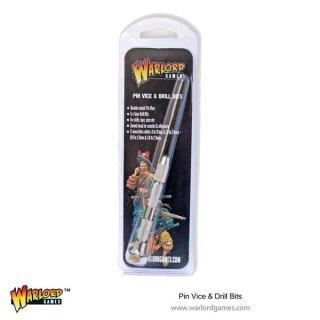 Warlord Games: Pin Vice & Drill Bits