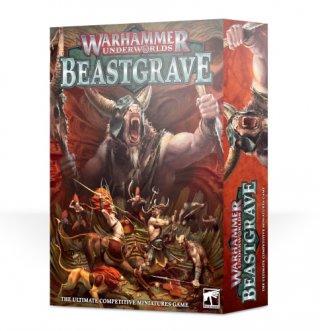 Warhammer Underworlds: Beastgrave (FR)
