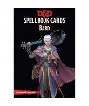 D&D: Spellbook Cards - Bard (EN)