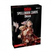 D&D: Spellbook Cards - Druid (EN)