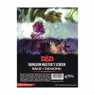 D&D: Dungeon Masters Screen - Rage of Demons (EN)
