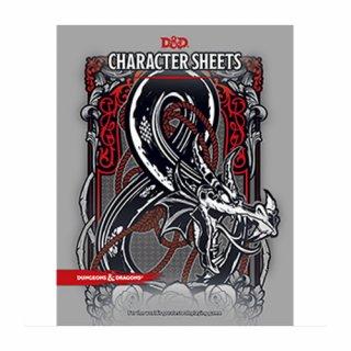 D&D: Character Sheets (EN)