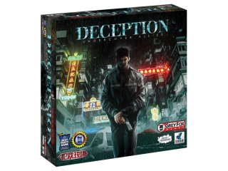 Deception: Undercover Allies (DE / EN) Erweiterung