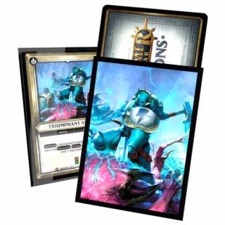 Art-Hüllen Warhammer Age of Sigmar Champions Order: Triumphant Smash Standard Size (40 Stk)