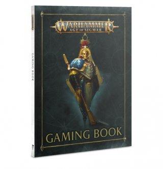 Warhammer Age Of Sigmar: Gaming Book (ENG)