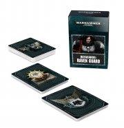 Warhammer 40.000: Datacards - Raven Guard (EN)