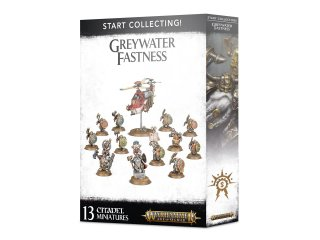 Warhammer Age Of Sigmar: Start Collecting! - Greywater Fastness