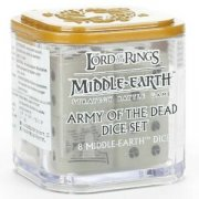 Middle-Earth: Army Of The Dead Dice Set