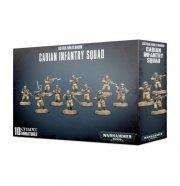 Warhammer 40.000: Astra Militarum Cadian Infantry Squad