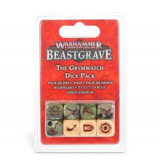 Warhammer Underworlds Beastgrave The Grymwatch Dice Pack