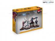 Corvus Belli: Infinity - Puppetactica Company - Nomads