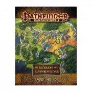 Pathfinder 1. Edition: Kampagnenwelt: Die Rückkehr der Runenherrscher - Landkarten (DE)
