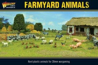Warlord Games: Farmyard Animals