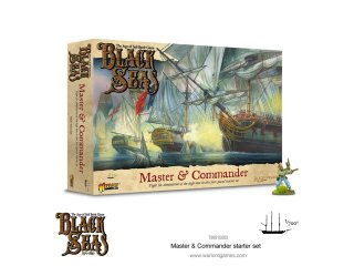 Black Seas - Master & Commander Starter Set (EN)