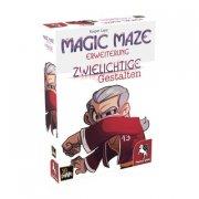 Magic Maze Erweiterung: Zwielichtige Gestalten