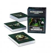 Warhammer 40.000: Datakarten - Salamanders (DE)