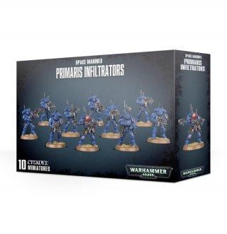 Warhammer 40.000: Space Marines - Primaris Infiltrators