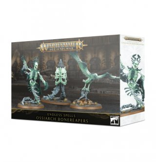 Warhammer Age Of Sigmar: Ossiarch Bonereapers - Endless Spells