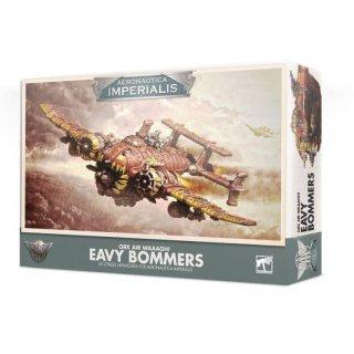 Aeronautica Imperialis: Ork Air Waaagh! Eavy Bommers (EN)
