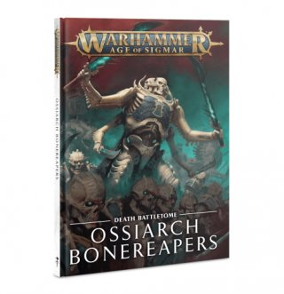 Warhammer Age Of Sigmar: Battletome des Todes - Ossiarch Bonereapers Hardcover (DE)