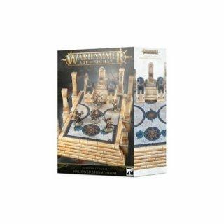 Warhammer Age Of Sigmar: Hallowed Stormthrone