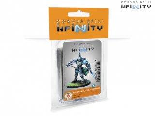 Corvus Belli: Infinity - Kiel-Saan Covert Assault Unit