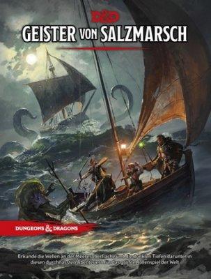 D&D: Geister von Salzmarsch (DE)