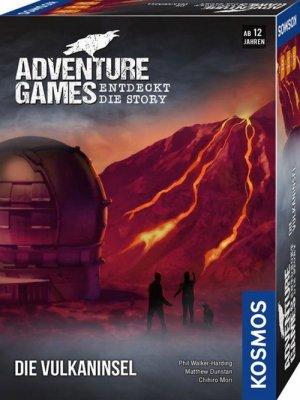 Adventure Games - Die Vulkaninsel