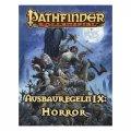 Pathfinder 1. Edition: Ausbauregeln IX - Horror Taschenbuch (DE)