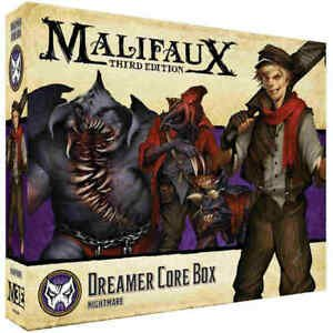 Malifaux - Dreamer Core Box