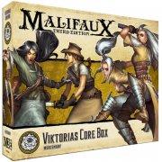 Malifaux - Viktorias Core Box Mercenary