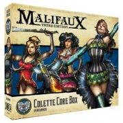 Malifaux - Colette Core Box Performer