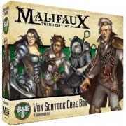 Malifaux - Von Schtook Core Box Transmortis