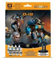Corvus Belli: Infinity - O-12 Paint Set
