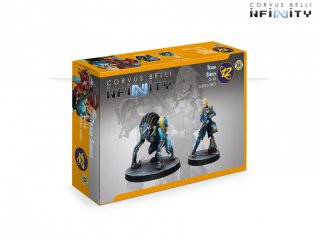 Corvus Belli: Infinity - Team Sirius O-12