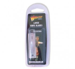 Warlord Games: Large Knife Blades (5 pc)