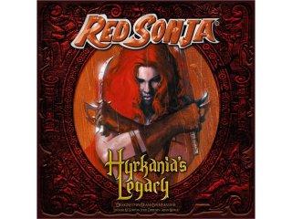 Red Sonja - Hyrkanias Legacy (EN)