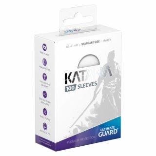 Katana Sleeves Standard Size (Transparent) 100 Stk