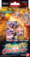 Dragon Ball Z: Card Game - Parasitic Overlord Starter...