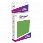 Supreme UX Sleeves Japanese Size (Green) 60 Stk