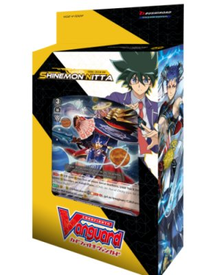 Cardfight!! Vanguard: Shinemon Nitta Trial Deck (EN)