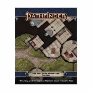 Pathfinder: Flip-Mat - The Fall of Plaguestone (EN)