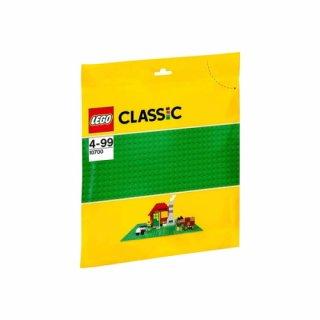 LEGO - Classic: Grüne Grundplatte/ Green Baseplate (10700)