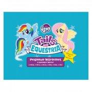 My little Pony - Tails of Equestria: Pegasus-Würfelset