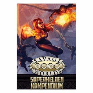 Savage Worlds: Superhelden-Kompendium (DE)