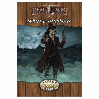Savage Worlds: Deadlands - Marshal Handbuch (DE)